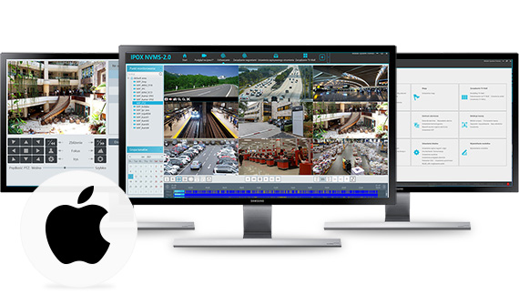 Network Video Monitoring System 2 Lite Mac